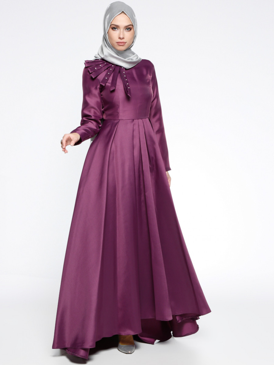 Bordo dantelli abiye modelleri 2014 pictures to pin on pinterest - Pin Puane Abiye Elbise On Pinterest
