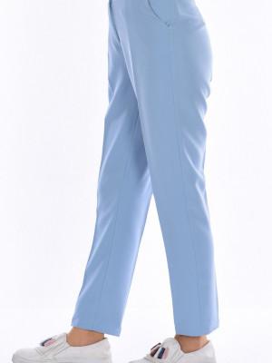 Cepli Açık Mavi Pantolon