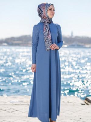 Çan Mavi Elbise