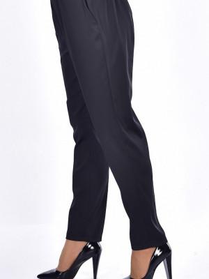 Cepli Siyah Pantolon