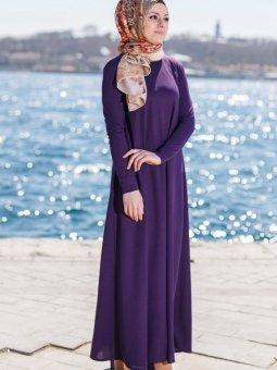 Çan Mor Elbise