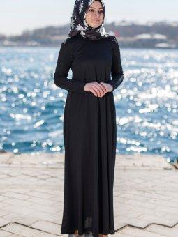 Çan Siyah Elbise