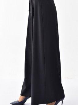 Siyah Pantolon Etek